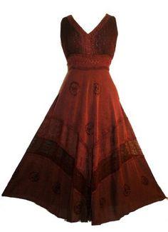 #05 Renaissance Dress Gown-Burgundy-Medium Agan Trades, http://www.amazon.com/dp/B006WS3S76/ref=cm_sw_r_pi_dp_00fNpb06M5YK7
