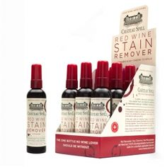 Stain remover's fun package design hits the spot | Package Design