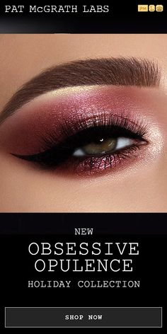 Slay your holiday party makeup look with *NEW* Blitz Astral Eye Shadow Quads ⚡, MatteTrance Lipstick Singles & Duos, *NEW* ChromaLuxe Hi-Lite Cream & more! Day Makeup, Makeup Goals, Makeup Art, Beauty Makeup, Eyebrow Makeup Tips, Eyeshadow Makeup, Makeup Cosmetics, Pretty Eye Makeup, Beautiful Eye Makeup