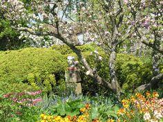 Charleston House and Garden, Sussex, England « Alice's Garden ...