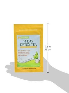 14 Day Detox Tea - Weight Loss Tea for Body Cleanse, Reduce Bloating and Improve Digestion - Loose Leaf Tea Blend By Hint Wellness - 43g - http://weight-loss.mugambogroup.com/14-day-detox-tea-weight-loss-tea-for-body-cleanse-reduce-bloating-and-improve-digestion-loose-leaf-tea-blend-by-hint-wellness-43g/