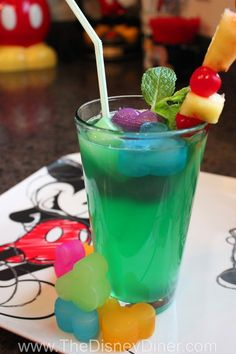 The Mint Julep from the Mint Julep Bar in New Orleans Square | 21 Disney Recipes You Can Make At Home