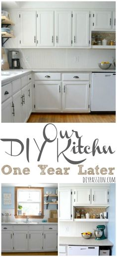Our DIY Kitchen | On