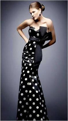 Vestido preto e branco para formatura: Como usar?