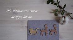 20 christmas card design ideas