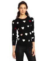 French Connection Heart Sweater$108.00