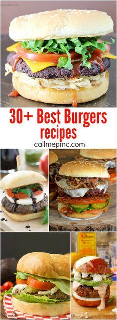30 Best New Burger RecipesReally nice recipes. Every hour.Show  Mein Blog: Alles rund um die Themen Genuss & Geschmack  Kochen Backen Braten Vorspeisen Hauptgerichte und Desserts # Hashtag