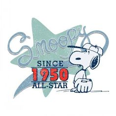 Marmont Hill All-Star Green Star Peanuts Print on Canvas, Size: 24 inch x 24 inch, Multicolor