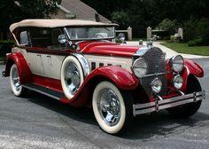 Packard 640 Dual Cowl Sport Phaeton | eBay