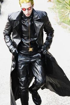 Albert Wesker (Resident Evil) cosplay