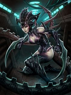 Dread Queen Serqet