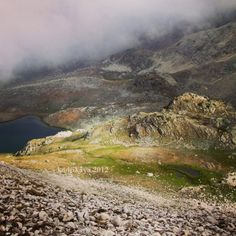 #Bursa #uludağ 2012 #kilimli #göl #mountain #walking #climbing #Backpacking #lake #glacial #camping #kamp #landscape