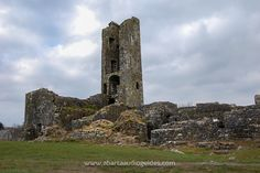 Glanworth Castle, County Cork