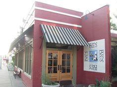 Boscos, Memphis TN   Marie, Let's Eat!