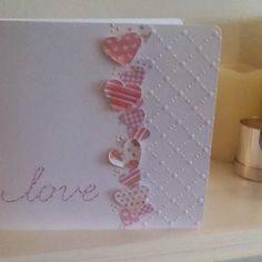 Craftwork Cards Blog: All You Need is LOVE!!.....