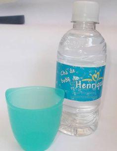 Àgua personalizada no tema da festa. 300ml