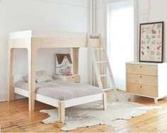 Oeuf Perch bunk bed, special for your children's bedroom | Green Diary - Green Revolution Guide by Dr Prem