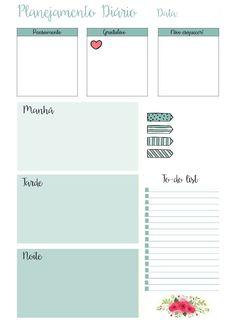 Agenda Planner, Study Planner, Blog Planner, Planner Pages, Planner Stickers, Weekly Planner Printable, Aesthetic Template, Lettering Tutorial, Good Notes