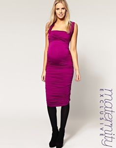 maternity Christmas dresses | The Embellished Life: Shopping Guide: Maternity Holiday Dresses