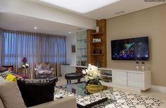#sala #living #varanda #varandaintegrada