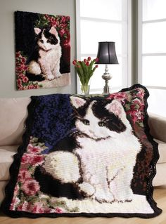 The purr-fect addition to any room.