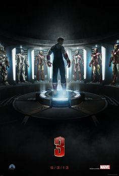 Iron Man 3 teaser image!