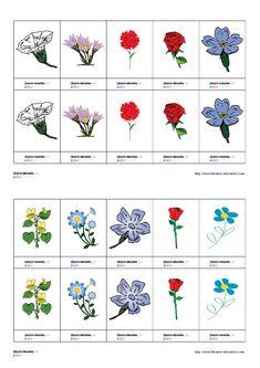 Un petit jeu de memory sur le thème du printemps et des fleurs. Theme Nature, Bullet Journal, Memories, Cycle 1, Avril, Centre, Mood, Remember This