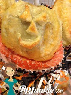 Wicked Dessert Puffs {Pepperidge Farms}