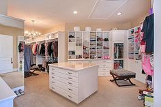 Closet Of My Dreams!!!