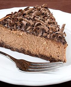 Bailey's Chocolate Cheesecake - a deliciously sweet treat that will have your guests asking for more