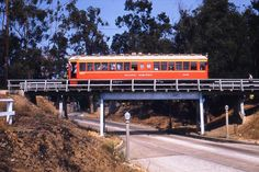 (1953) P.E.R.Y Car 1299 Air Line At Motor Ave.