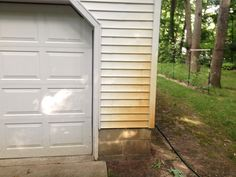 Roof Cleaner Of Grand Rapids Can Safely And Quickly Remove Rust Stains From Siding