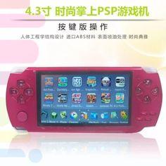 จัดเลย  2017 Hot Portable Handheld Game Console 4gb built in 1000+ GamesVideo Games Support Camera MP3 Player(Red) - intl  ราคาเพียง  1,000 บาท  เท่านั้น คุณสมบัติ มีดังนี้ Screen: 4.3inch 480 * 272, 260,000 full color, high speed TFTscreen Support game format: GBA, NES (8bit, 16bit, 32bit, 64bit) Support music format: MP3, WMA, OGG, WAV, AAC, APE Support photo format: JPEG, BMP, GIF, TIF and PNG Support video format: RM, RMVB, AVI, MP4,3GP
