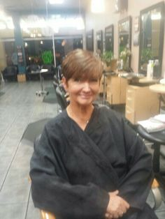 Short color and cut