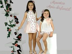 Para Sofia by Mayte Verdejo  #rose #modainfantil