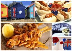 Australia Day {a great Aussie soiree} Australian Food, Desserts Menu, Anzac Day, Australia Day, National Holidays, Change Is Good, Themed Cakes, Holidays And Events, Food Inspiration