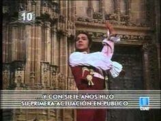 ▶ Antonio el bailarín -