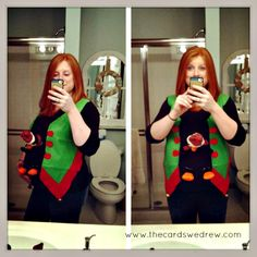 Due March Cookie Maternity T-Shirt | Ugliest christmas sweaters ...