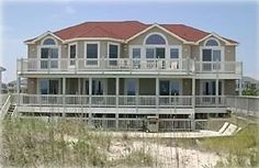 House vacation rental in Corolla, NC from VRBO.com! Sleeps 28, elevator.