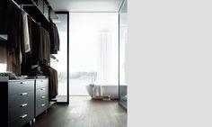 RIMADESIO ZENIT | stellingkast in glas | kast glazen planken