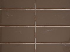 Classic Included Backsplash Tiles - C&D Chocolate Polished