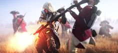 Connor Kenway is a badass