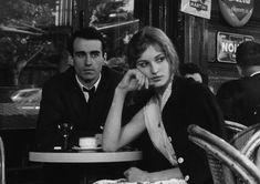 The terrific Bresson film Pickpocket (1959)