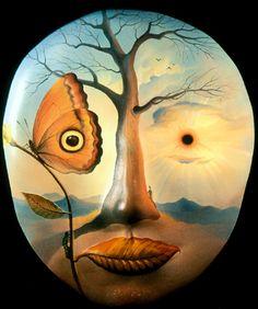 Tutt'Art@ | Pittura * Scultura * Poesia * Musica |: Vladimir Kush, 1965 ~ The Metaphorical Realism