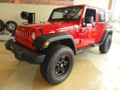 My next whip.. Jeep Wrangler Unlimited Sport COMING SOON