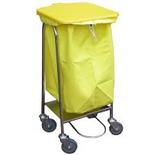Image result for laundry chute and trolley to collect washing