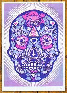 Calavera Summer Series by Telegramme