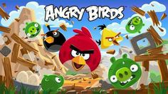 New 'Angry Birds Universe' traveling exhibit set for next year