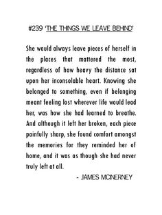 """""""She would always leave pieces of herself in the places that mattered the most."""" - James McInerney. 'In between the lines' and 'Bloom' are both out and available to buy on Amazon Worldwide. Did you get your copy? Snapchat = jeeter77. Add me on Instagram : millsmc07. #mcinerney #poetry #book #author #words #poem #poems #amazon #love"""