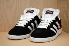 Adidas Busenitz Black / Running White / University Red  £59.95